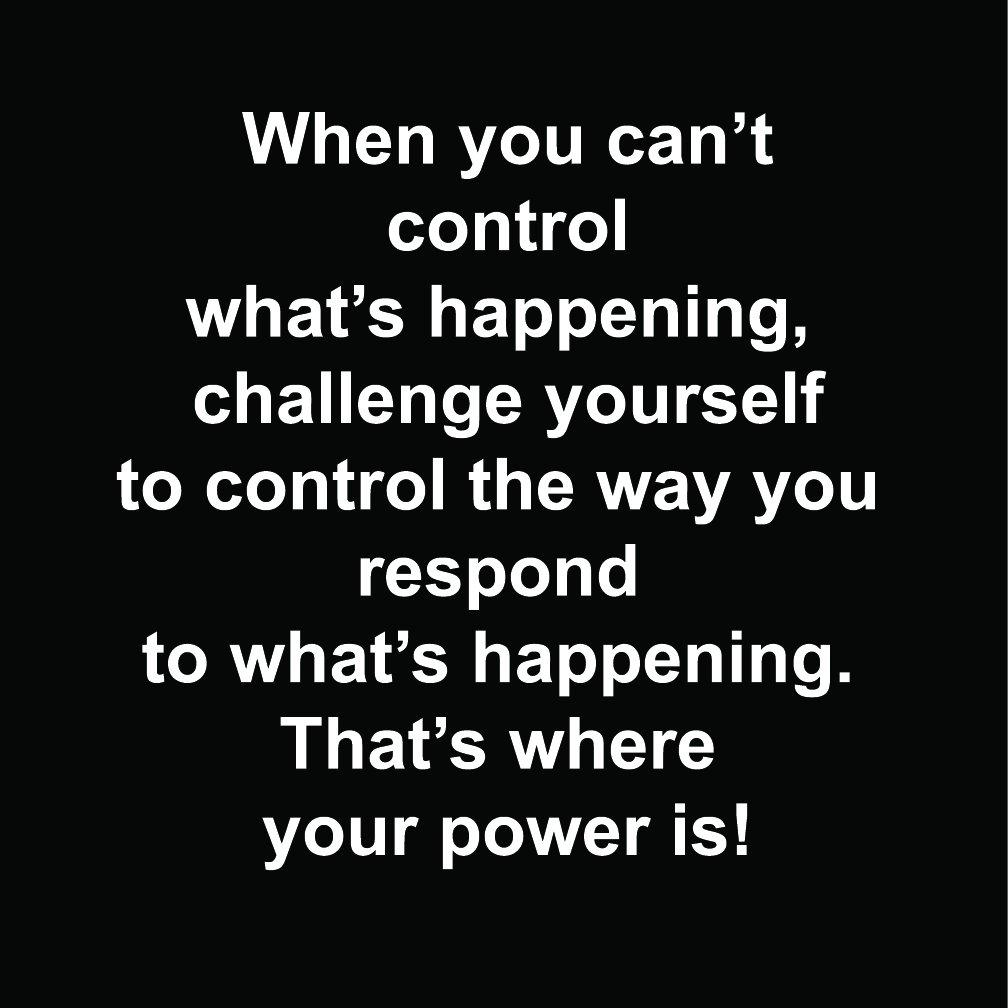 #WednesdayWisdom #Control #Challenge https://t.co/5kL9DZlYes