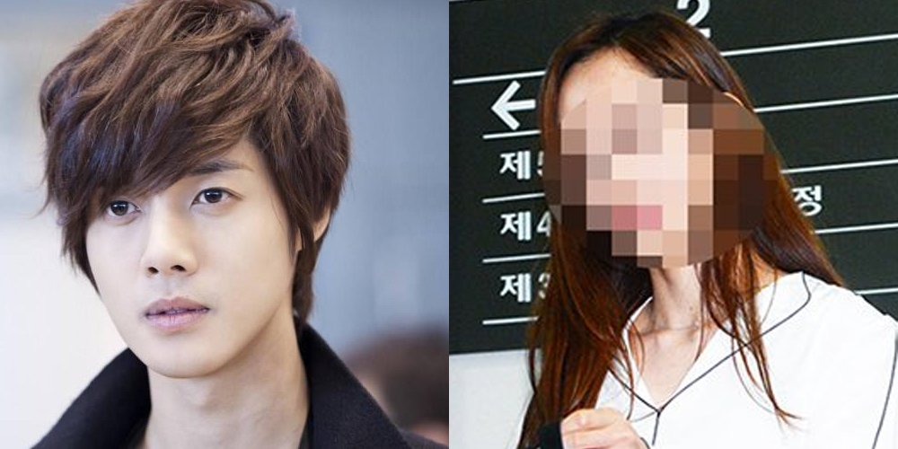 The battle rages on between Kim Hyun Joong and ex-girlfriend in court...