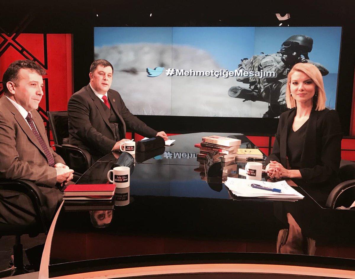 Gündem Ötesi TRT1 ekranlarında başladı!  #MehmetçiğeMesajım  @ciftpeli...