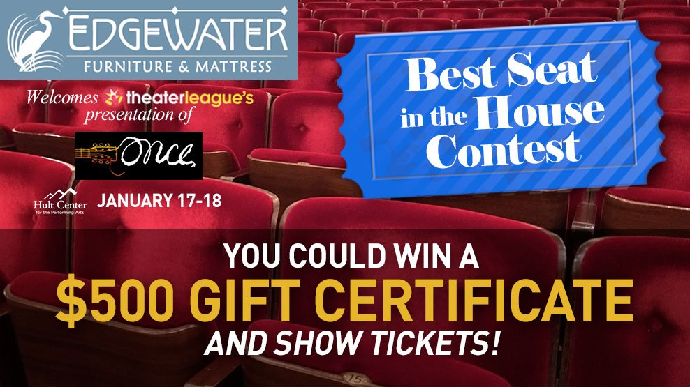 WIN Tickets To Tony Winning Once The Musical At @HultCenter U0026 $500 At Our  Store!