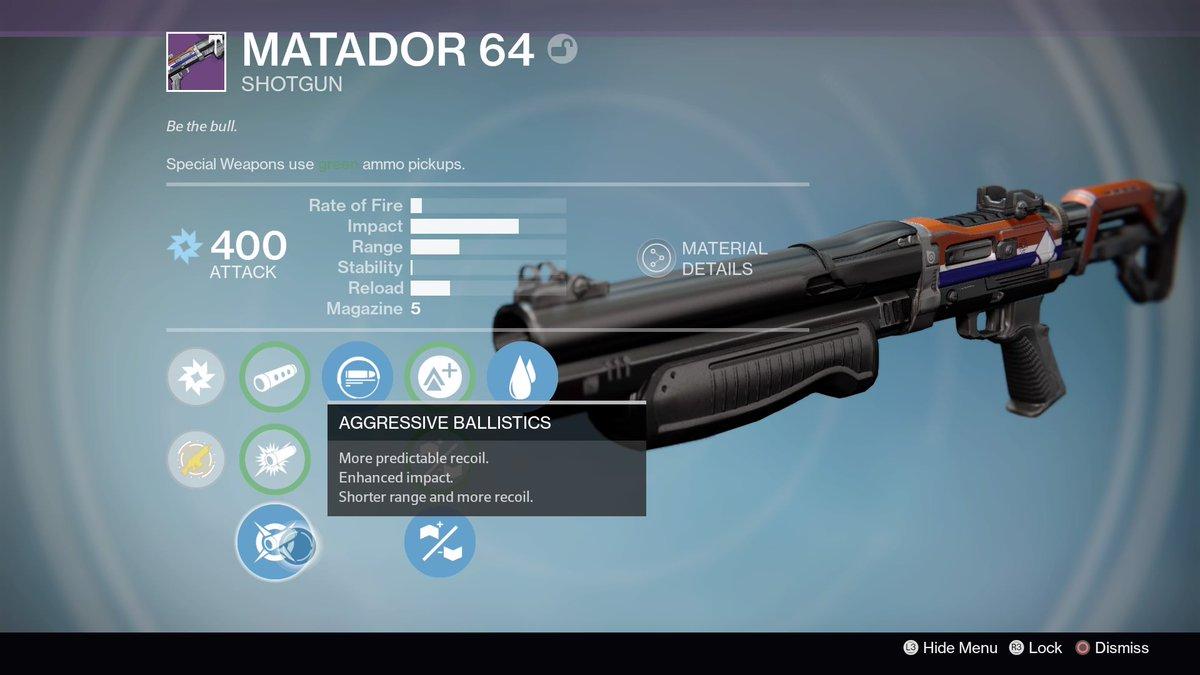 Matador 64
