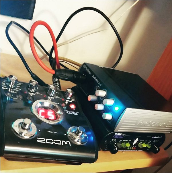 Thumbnail for DIY Music Chat 1.11.17 - Home Recording Setup