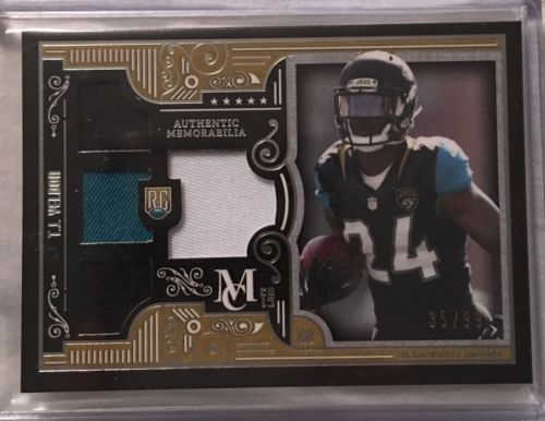 T.j. Yeldon 2015 Museum Collection Quad Patch. Alabama Jacksonville #Jaguars   http:// dlvr.it/N5FQkL  &nbsp;   #Football<br>http://pic.twitter.com/gXWEOLvoDv