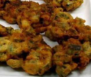 Southern Okra Fritters