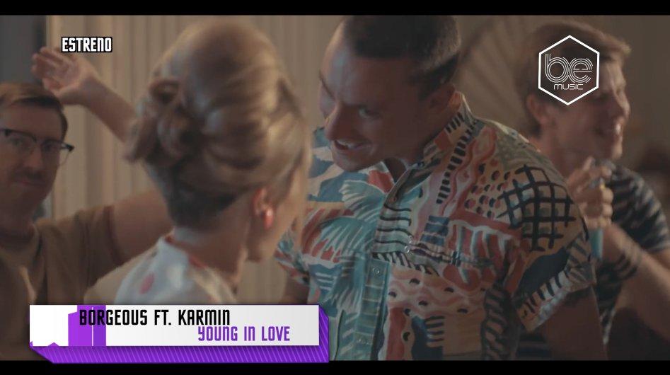 #VideoEstreno 🙌  #YoungInLove 💑 @BorgeousMusic Ft. @karminmusic 🔊  #Be...