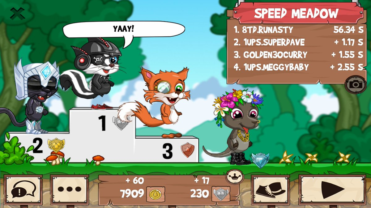 1v2 #funrun2 #SuperDave #Golden30curry #MeggyBaby<br>http://pic.twitter.com/3zm2fCECdu