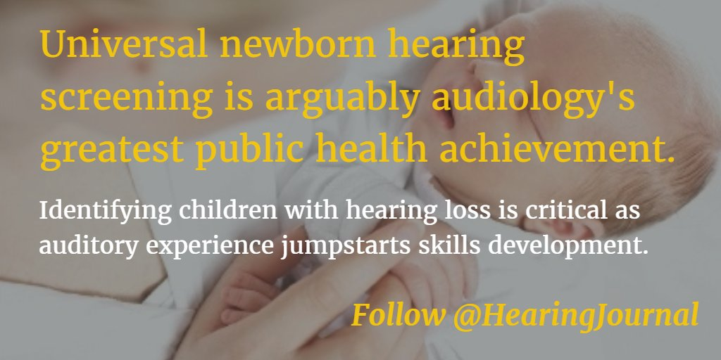 Newborn #Hearing Screenings are vital. Share if you agree!  http:// ow.ly/g6kr305YqxQ  &nbsp;   #WBW<br>http://pic.twitter.com/NO3SYzt00P