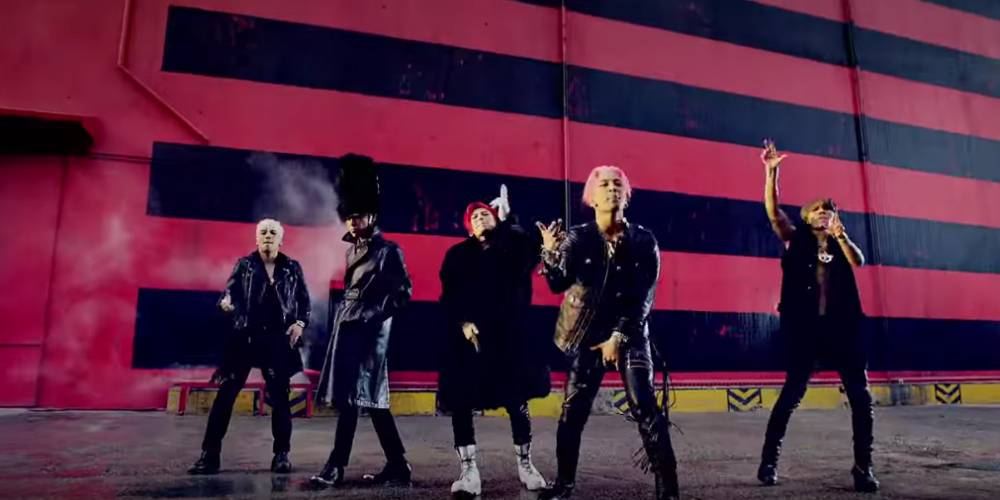 Big Bang's epic MV 'Bang Bang Bang' reaches 200 million views! https:/...