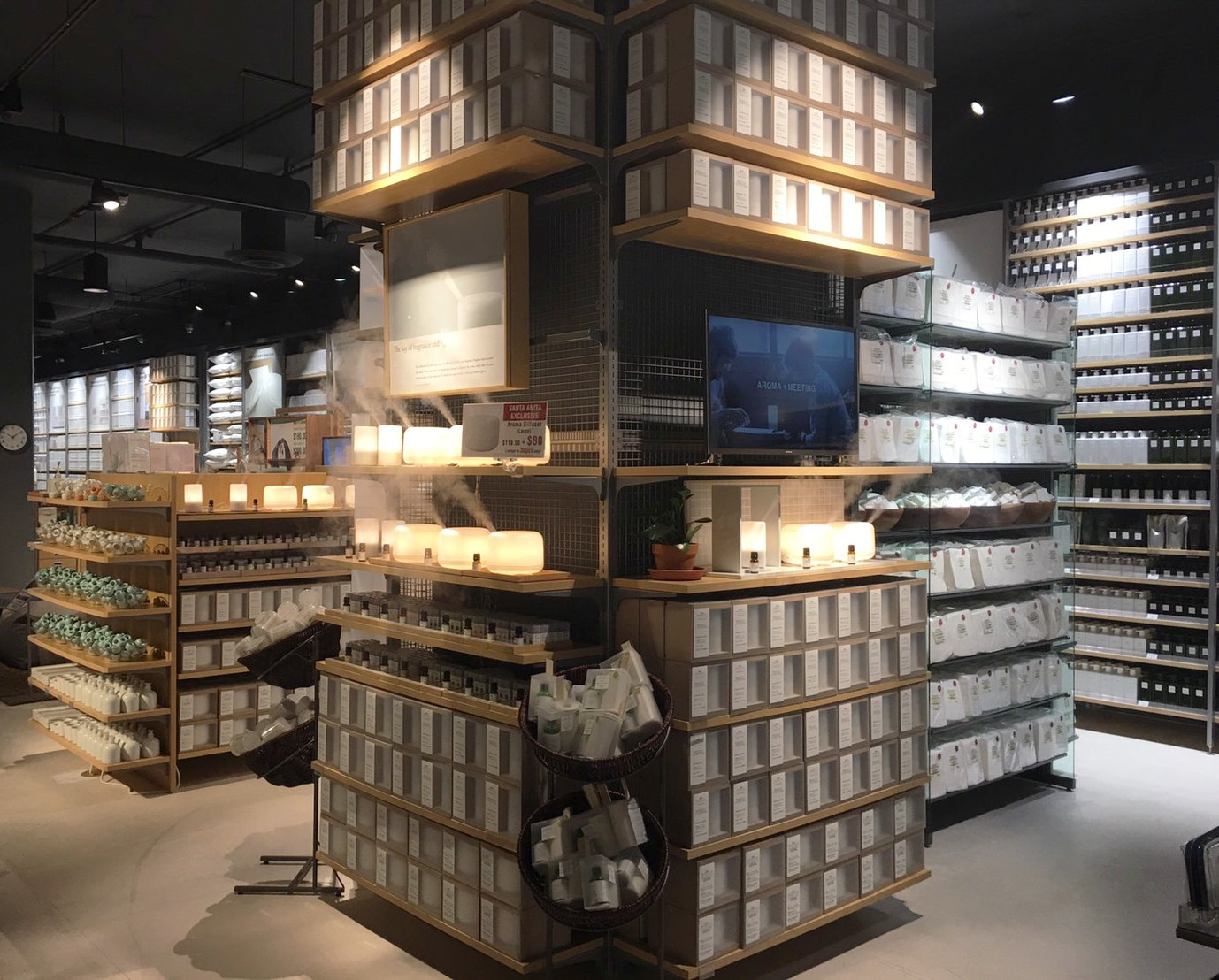 Muji Usa On Twitter Quot Large Aroma Diffusers Will Be 80