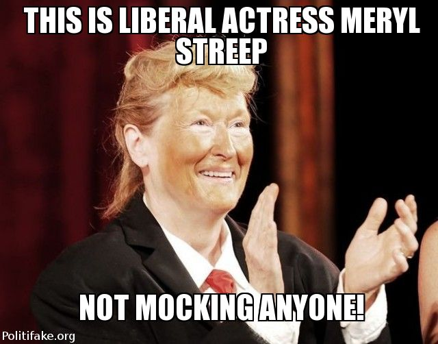 Liberal hypocrite #Merylstreep <br>http://pic.twitter.com/aMoliIn3Sx