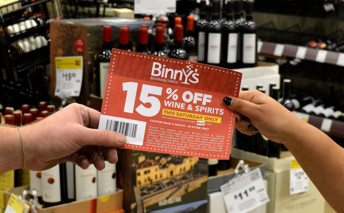 Sharing is caring!  RT so your pals can enjoy 15% off wine and spirits this Saturday. --> https://t.co/bUPMrY3FpC https://t.co/BLW04LeJSR
