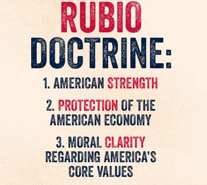 Hey media! @marcorubio has been very clear about his view of America&#39;s leadership in the world.    https:// medium.com/@marcorubio/th e-rubio-doctrine-23ecb9274656#.95slwtiwf &nbsp; …   #tillersonhearing <br>http://pic.twitter.com/4c9HFNdY0y