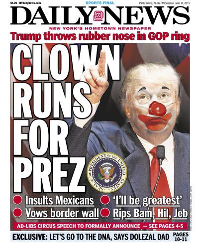 Just b/c a clown shows up, doesn&#39;t mean Circus is worth watching! Focus on confirmation hearings! #cspan #Tillerson #Sessionshearing #PBS<br>http://pic.twitter.com/jD9unHXAUg