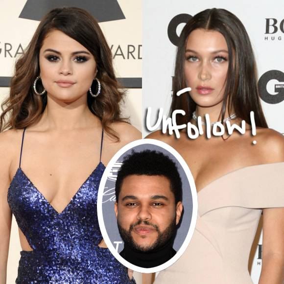 #BellaHadid unfollowed #SelenaGomez after THOSE kissing pics with #TheWeeknd! https://t.co/qwq1QAcXlk