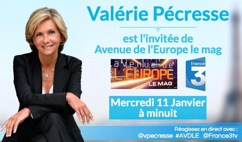 Pas fatigué ? @vpecresse évoque l&#39;action de la Région en matière d&#39;#environnement dans @avenuedeleurope sur @France3Paris #AVDLE<br>http://pic.twitter.com/mSOJIZjL0O