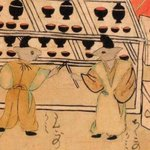ちょw室町時代の絵に「ぐりとぐら」のご先祖様的なアレがいるんだけど!