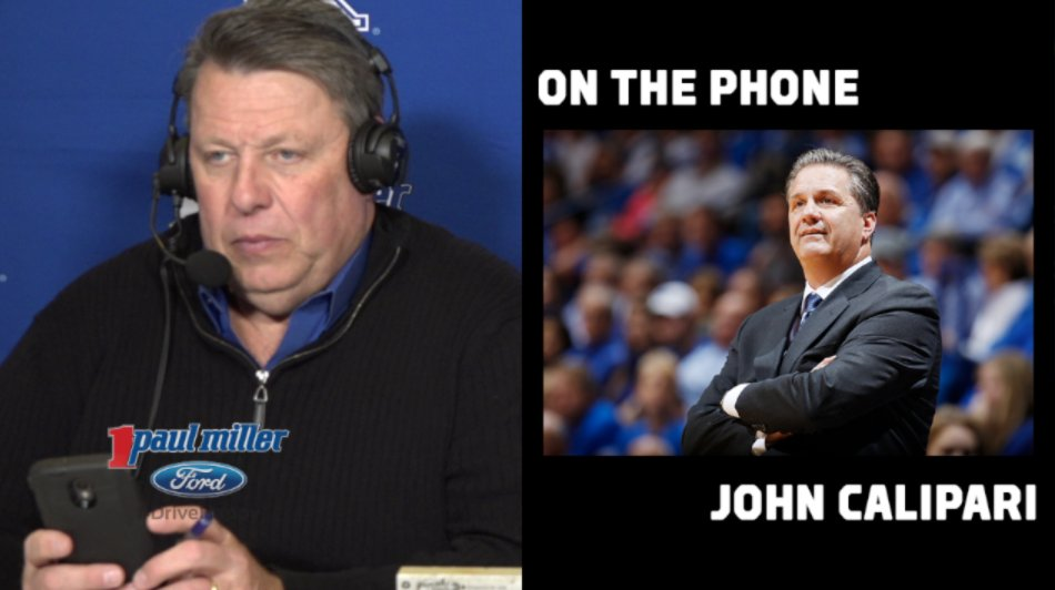 The screen caps by @UKSportsNetwork are never flattering.