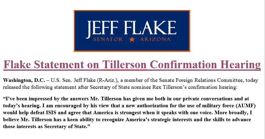 #RexTillerson understands America's strategic interests &amp; has skills to advance those interests as #SecretaryOfState<br>http://pic.twitter.com/nkltfbbuVl