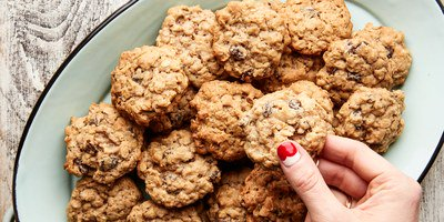 Quaker Vanishing Oatmeal Raisin Cookies