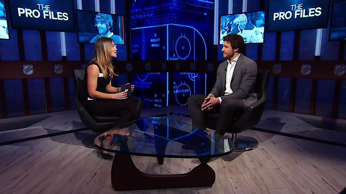 The Pro Files: @SophiaSNET sat down with #Canadiens' Zach Redmond to discuss his difficult and incredible NHL story. https://t.co/JhOH5yKkDM https://t.co/O2qtphqj4j