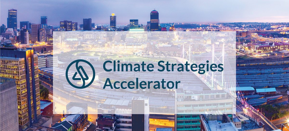 With 3 weeks left to apply, read the latest from the #ClimateStrategiesAccelerator:  http:// eepurl.com/cxbd6n  &nbsp;  <br>http://pic.twitter.com/3x371qcH3N