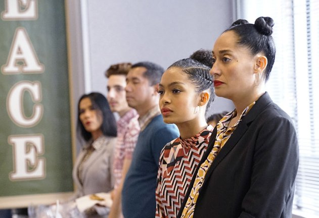 #blackish's latest episode presents a way to move forward in Trump's A...
