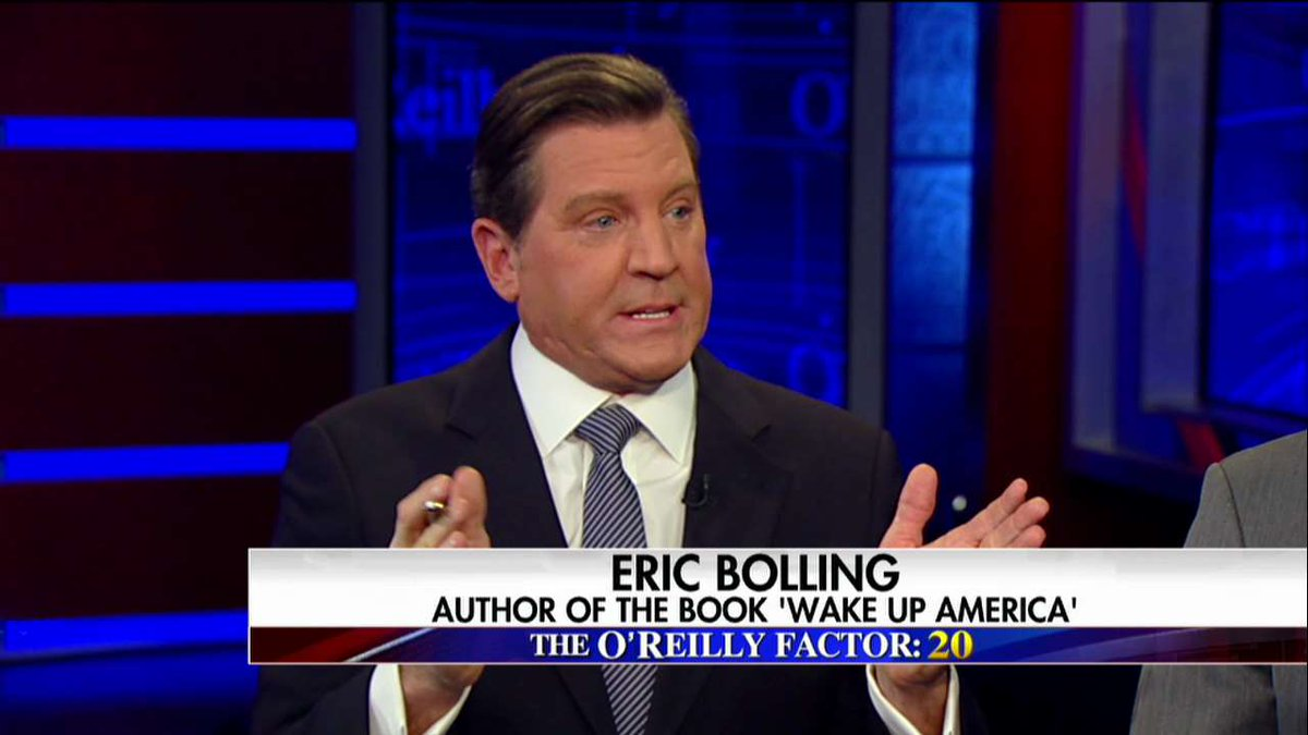 """Shocking@FoxNews: .@ericbolling: : the CIA and the intel community has become politicized."""" #oreillyfactor <br>http://pic.twitter.com/WKteAv7cFH&quot;"""