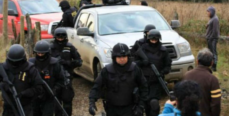 [Urgente] Reprimen a Mapuches en Chubut, heridos de gravedad