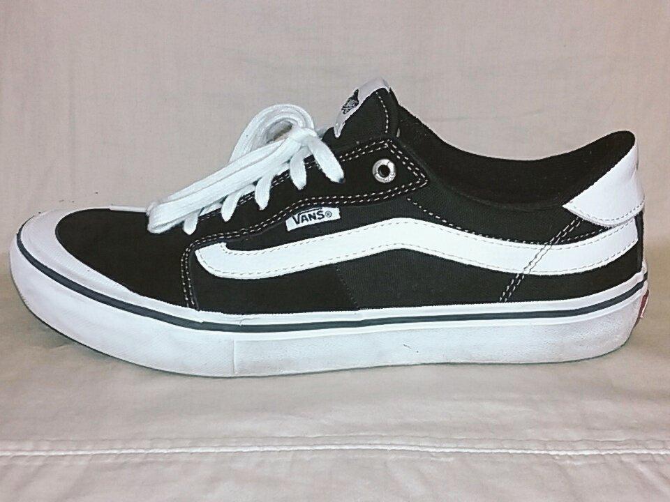 8f05af vans style 112 pro black mole footwear at home