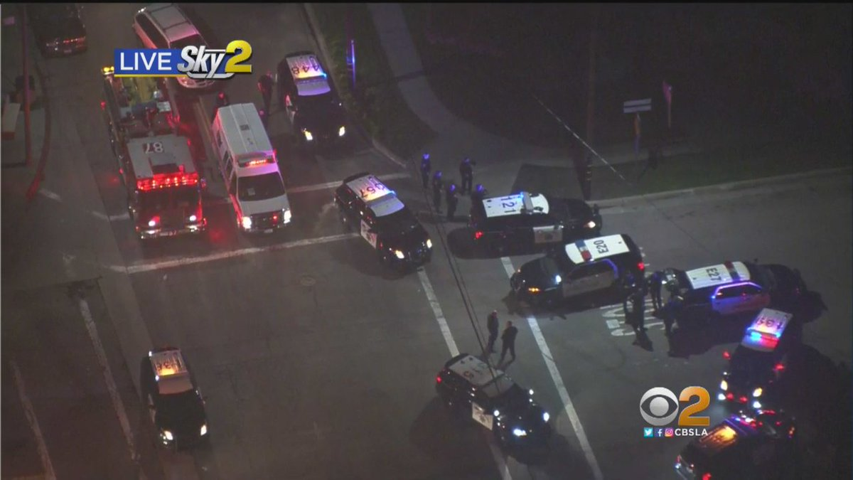 Shots Fired In Police Pursuit, Man Taken Into Custody