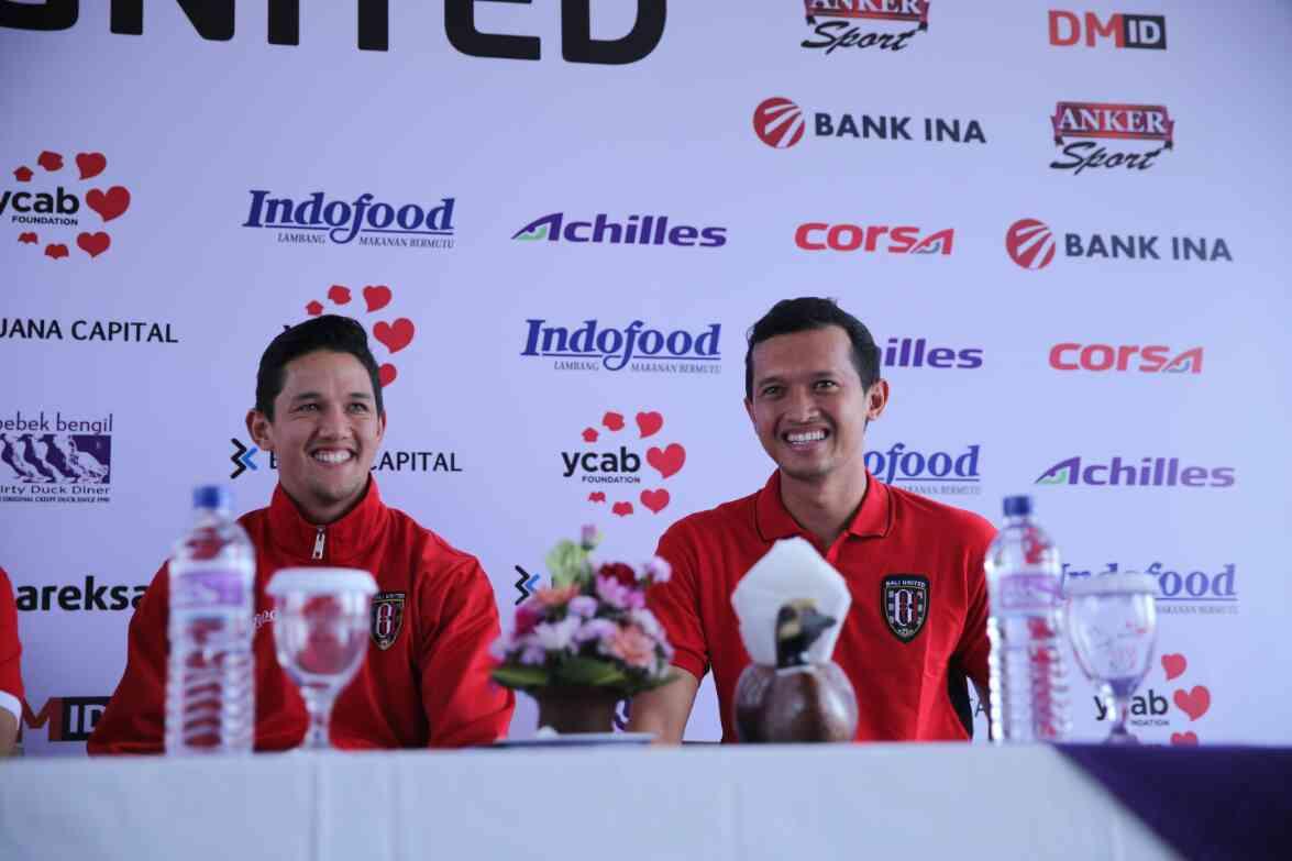Irfan Bachdim: Bali United Akan menjadi Tim Disegani di Indonesia