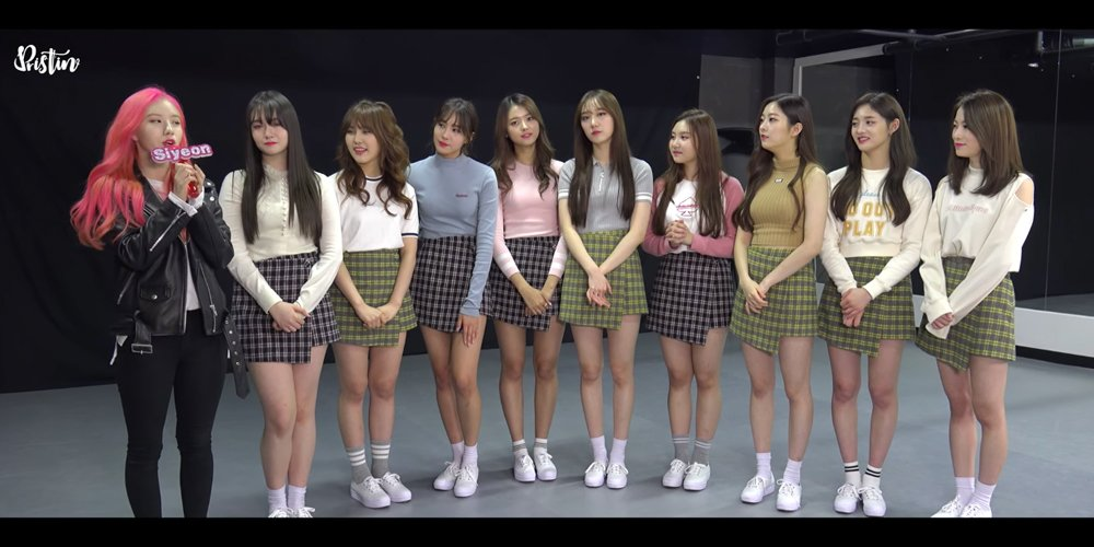 Pristin (formerly Pledis Girlz) next cover f(x)'s 'Rum Pum Pum Pum' ht...