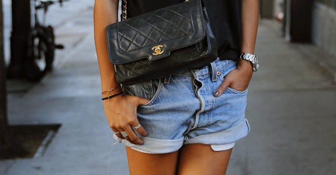 The Denim Shorts Everyone Will Own This Spring