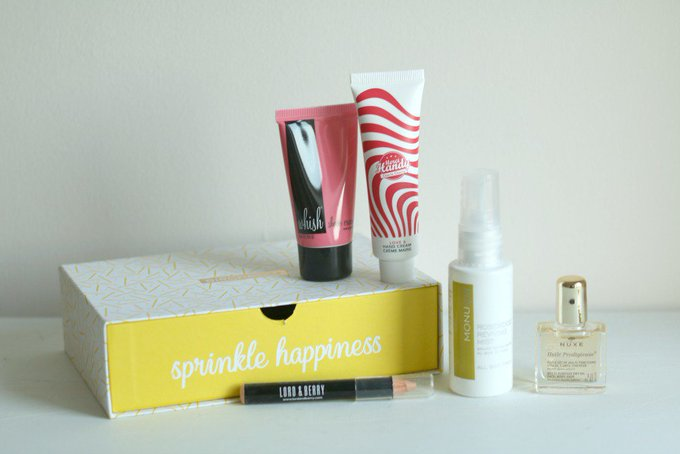 Beauty Spot: January's Birchbox