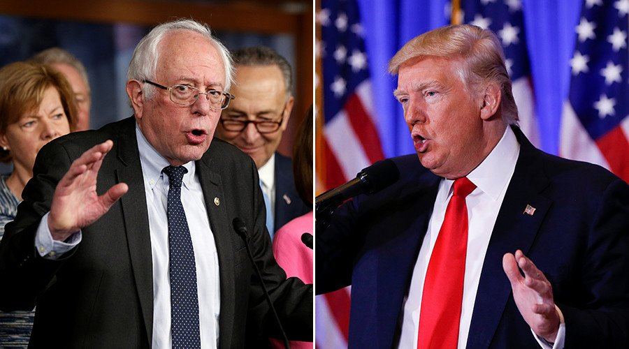 '#Trump is right': #BernieSanders hopes to make drug pricing deal with...