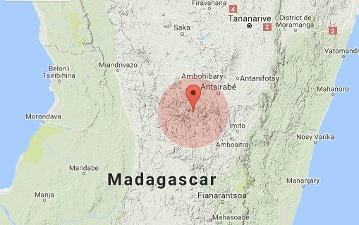 Un séisme de magnitude 5,5 secoue #Madagascar  Lire =&gt;  https:// goo.gl/wBhNnj  &nbsp;  <br>http://pic.twitter.com/IFJVHMeO9e