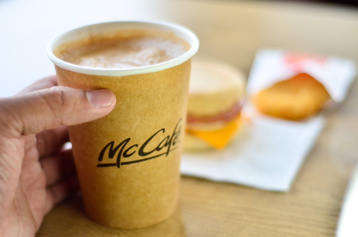 صباح #الخميس_الونيس و الجو الأنيس 😎😝 #ماكدونالدز #فطور_ماكدونالدز #أنا...