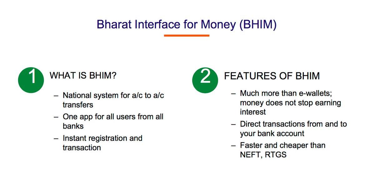 Step wise methods for downloading &amp; using the #BHIMApp. (Slide 1 &amp; 2) #NaMo4Yuva<br>http://pic.twitter.com/5vc9RvLCfW