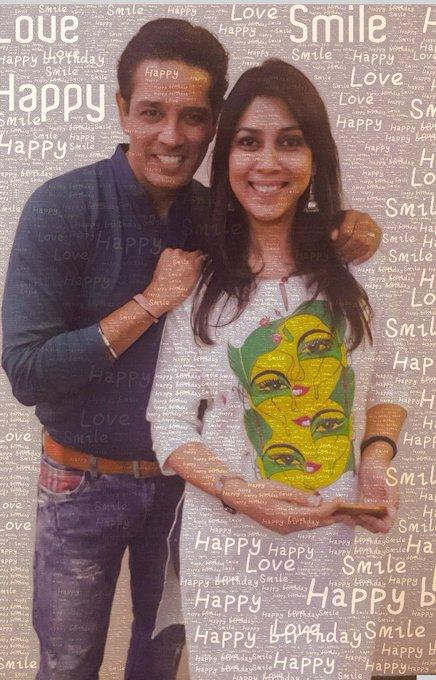 Many many happy returns of the day happy birthday day sakshi tanwar