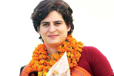 Happy birthday Priyanka Gandhi Vadera ji.