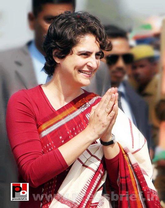 Many many happy returns of the day Happy birthday to Priyanka Gandhi Vadra ji.