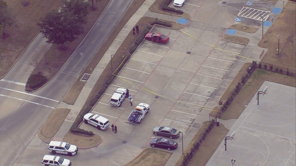 Man injured in shooting at Pearland basketball court
