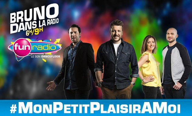 #MonPetitPlaisirAMoi et vous c'est quoi ? #BrunoFunRadio https://t.co/...