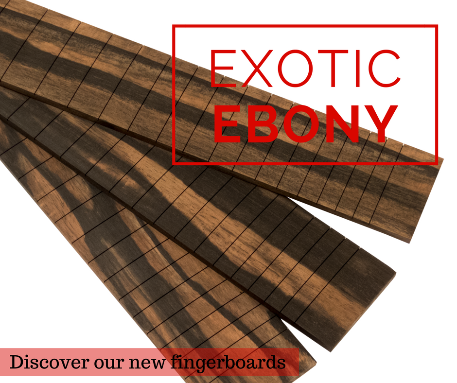 Stripy is the new Black. Discover our new Stripy and Leopard Ebony fingerboards here  http:// bit.ly/2jmFDvR  &nbsp;   #guitars #luthiers #wood #music<br>http://pic.twitter.com/KfBYeysEeH