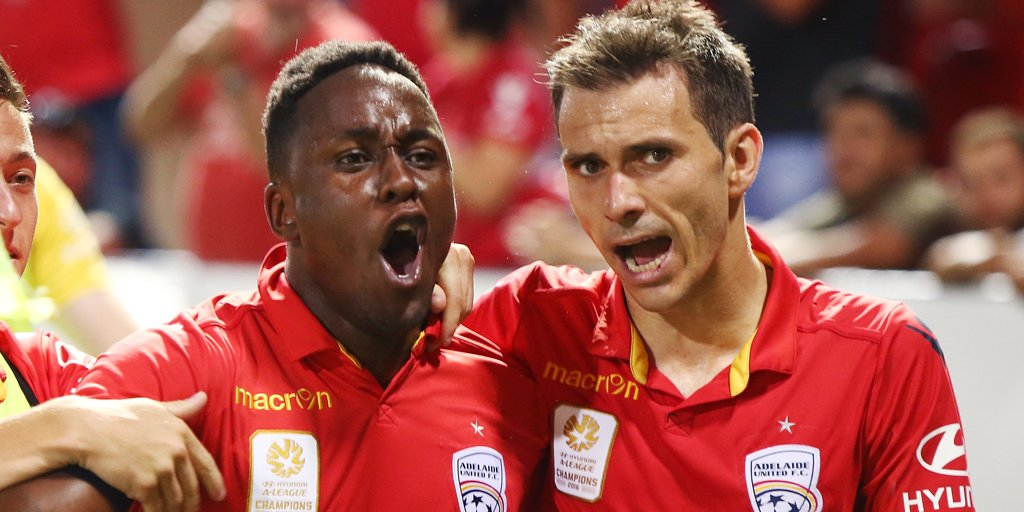 Youngster the hero as @AdelaideUnited stun @MelbourneCity - https://t....
