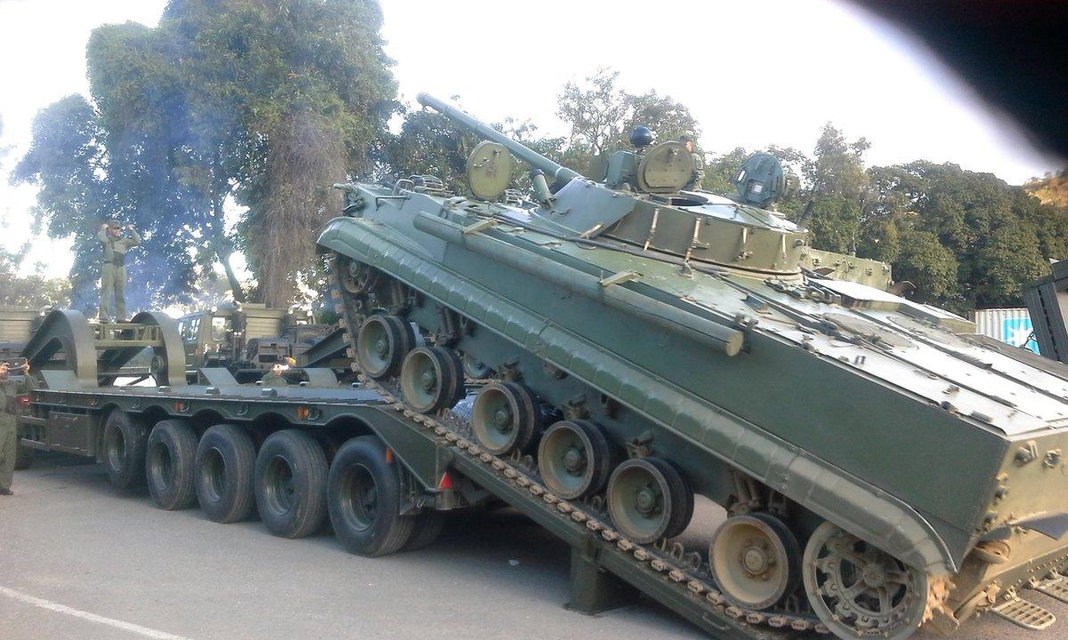 BMP-3 Vehículo militar de Infantería - Página 3 C199kcxWIAEtaM5