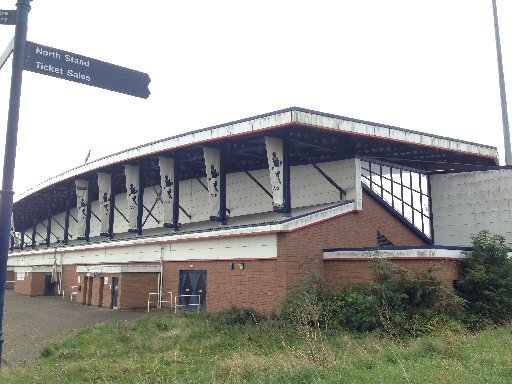 Jon Dunham On Twitter Nene Park The Former Home Of Rushden