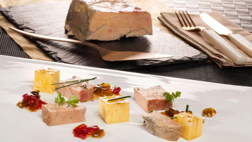 Receta de Terrina de foie ¡por Bruno Oteiza! ;) https://t.co/ixvgOB2eDw #cocina