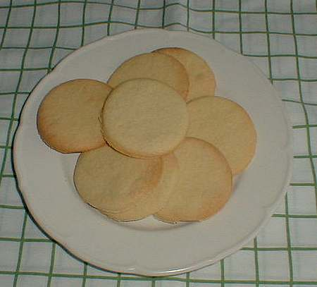 Nantaises butter biscuit recipe