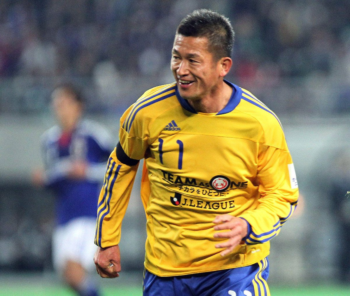 Quiere jugar hasta los 50 años, Kazuyoshi Miura.
